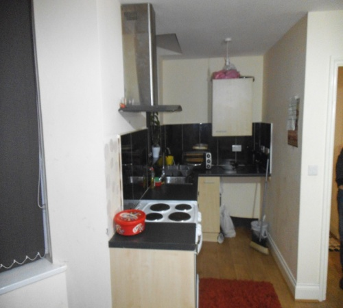296, Flat 2, Birmingham Washwood Heath Road, 1 Bedroom Bedrooms, ,1 BathroomBathrooms,Apartment,Letting,1103