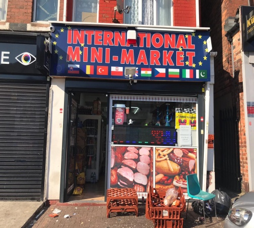 mini market, lettings, estate, property, b8, washwood heath road, European