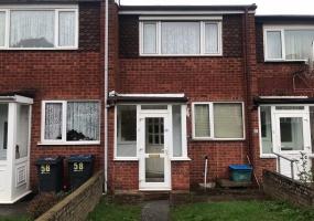 Birmingham, 2 Bedrooms Bedrooms, ,Terrace,Letting,1057